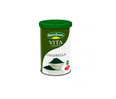 Naturgreen Chlorella Ecológica En Polvo 165 G