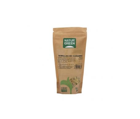 Naturgreen Semillas Ecológicas De Cáñamo 400 G