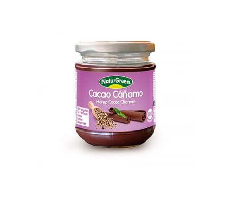 Naturgreen Crema Ecológica De Cáñamo Y Cacao 200 G