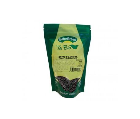 Naturgreen Bayas Ecológicas De Aronia 100 G