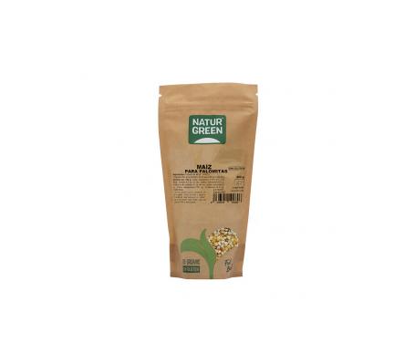 Naturgreen Maíz Para Palomitas Ecológico 400 G