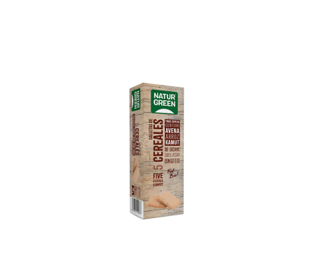 Naturgreen Galleta Ecológica Espelta Con Quinoa 190 G