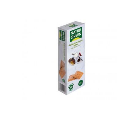 Naturgreen Galleta Ecológica Espelta Quinoa 190 G