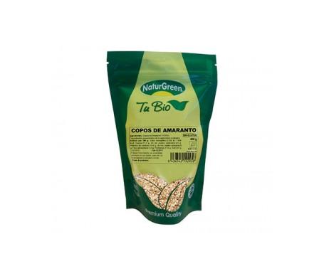 Naturgreen Copos De Amaranto Ecológicos 400 G