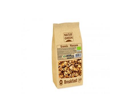 Naturgreen  Granola Manzana Sin Gluten Bio 300 G