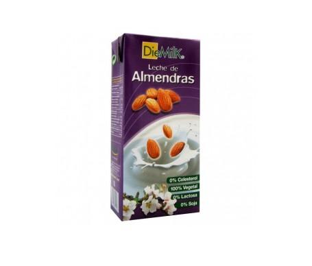 Diemilk  Leche De Almendra 1L
