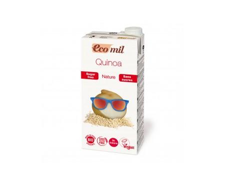Ecomil Bebida Ecológica De Quinoa Original 1l