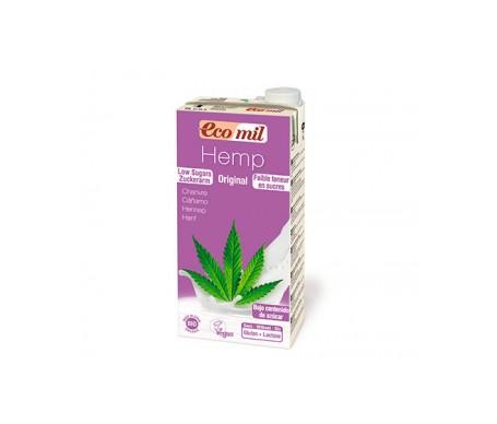 Ecomil Bebida Ecológica De Cáñamo Original 1l
