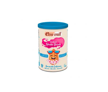 Ecomil Amande Nature Calcium Instant Bio 400 G
