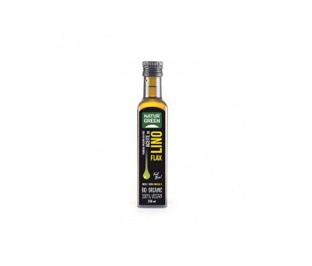 Naturgreen Aceite Ecológico De Lino 250 Ml
