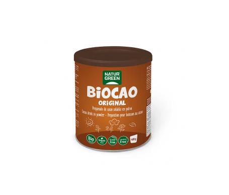 Naturgreen Cacao Ecológico Instantáneo 400 G