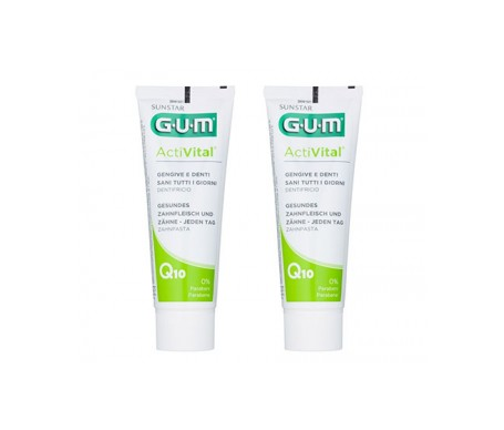 PACK GUM ACTIVAL 75ML