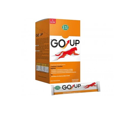 Esi Go-up Pocket Drink 16 Sobres