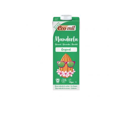 Ecomil Leche Ecológica De Almendra Original 1 L