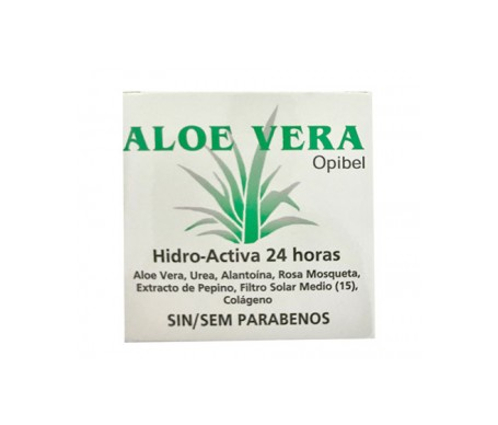 Opibel Aloe Vera Crema 50ml