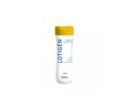 Lotigén Body Milk Súperhidratante 300ml