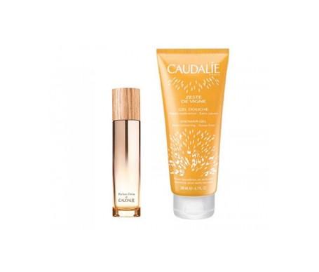 Caudalie Pack Perfume divino 50ml + Gel ducha Zeste de Vigne 200ml