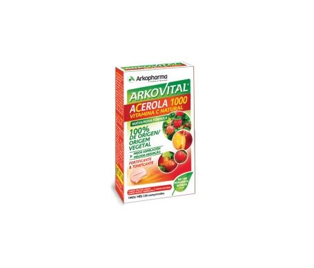Arkovital Acerola 30 Comp
