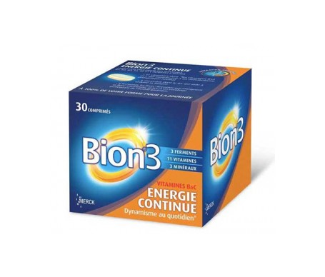 Bion 3 Energy - 30 Comp