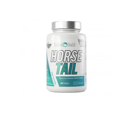 Natural Health Horse Tail - Cola De Caballo 200 Tabletas