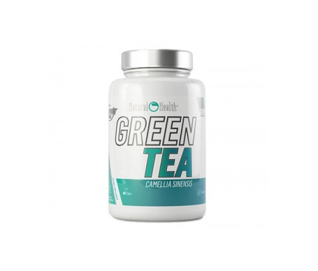 Natural Health Green Tea - Té Verde 90cáps