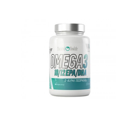 Natural Health Omega 3 (18 Epa/12dha) 1000mg