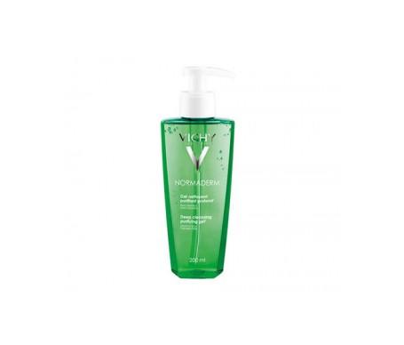 Vichy Normaderm gel detergente schiumogeno 100 ml