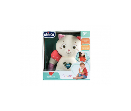 Chicco Peluche Oliver First Love