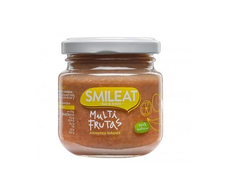 Smileat Tarrito De Multifrutas Fruta 130g
