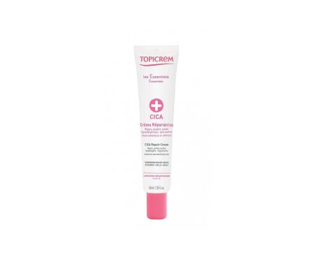 Topicrem Crema Reparadora 40 Ml
