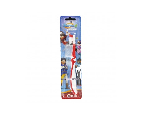 Super4 Playmobil Cepillo Dental Infantil