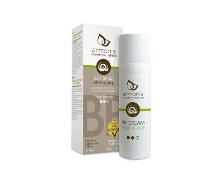 Armonia Bb Cream Helix Active Bio Tono Medio 30ml