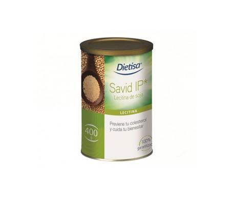 Dietisa Savid Ip Lecitina De Soja 400g