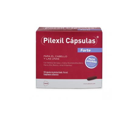 Pilexil® Forte Cabello Y Uñas 150 Cáps