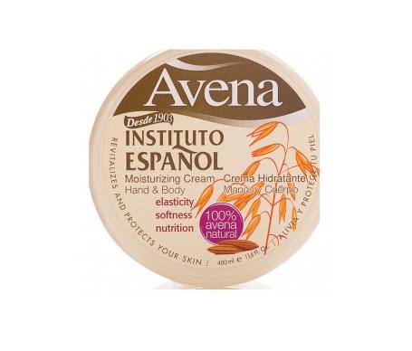 Instituto Español Crema Hidratante Avena 400ml