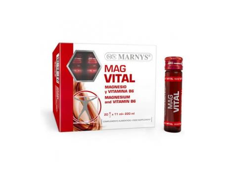 Marnys Magvital 20 Viales