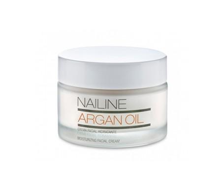 Nailine Crema Facial Glicerina Argán 50ml