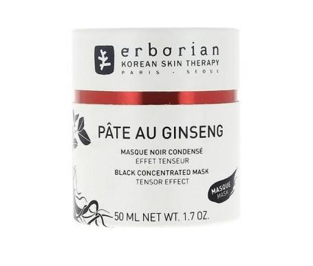 Erborianische konzentrierte schwarze Maske Ginseng 50ml
