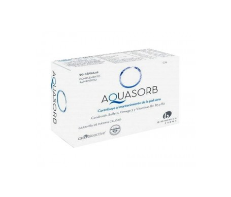 Aquasorb Oral 90 Cáps