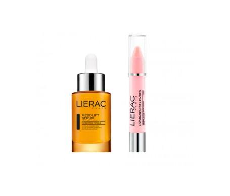 Lierac Pack Serum Mesolift 30 Ml + Regalo Labial Rosa