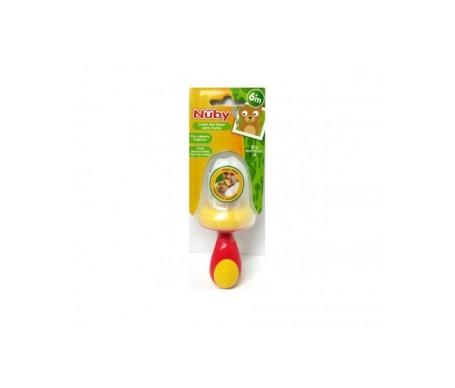 Nuby Masticador Icybite Mordedor Frutas