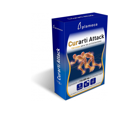 Plameca Curarti Attack 7 Comp