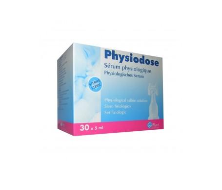 Physiodose Limpieza Nasal Monodosis 5ml 30 Uds