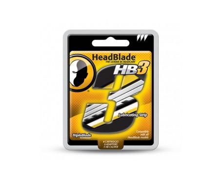 Headblade HB3 recambios 4uds