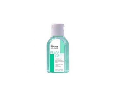 Prima Gel Plus Antiséptico Manos 50ml