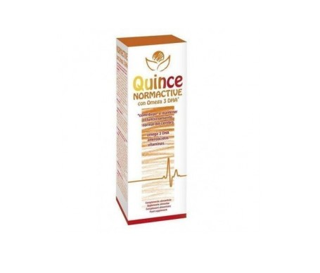Bioserum Quince Normactive Con Omega 3 Dha 250ml