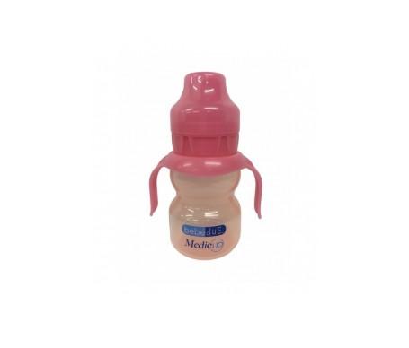 Bebedue Taza Medic +6m Rosa 220ml