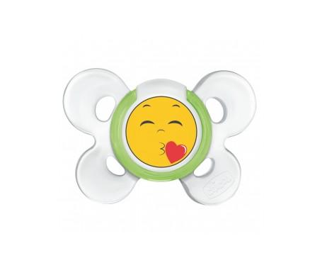 Chicco Chupete Smile Silicona 0+