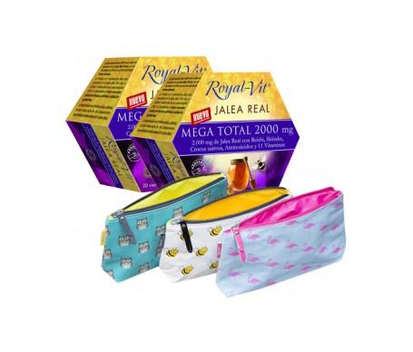 2 Schachteln Royalvit Gelee Royale Royalvit Megatotal 2000