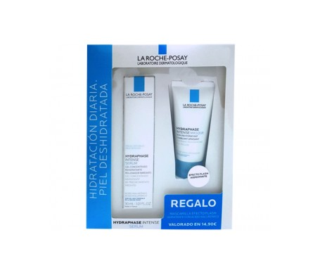 La Roche Posay Hydraphase Sérum 30ml + Mascarilla 50ml